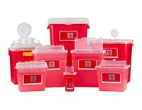 Disposable Sharps Containers