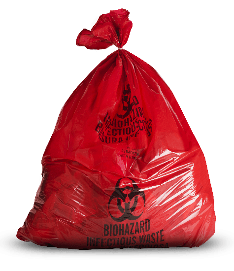 Red Bag Waste Disposal Services