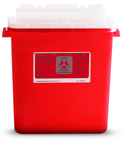 Sharps Waste Disposal Services