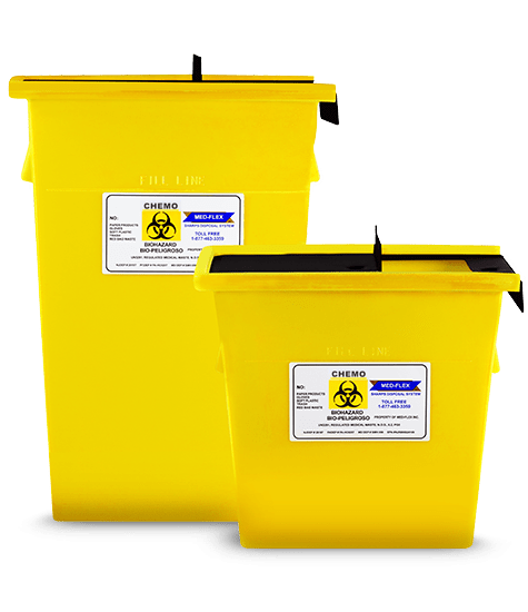 Chemotherapy Waste Disposal Services