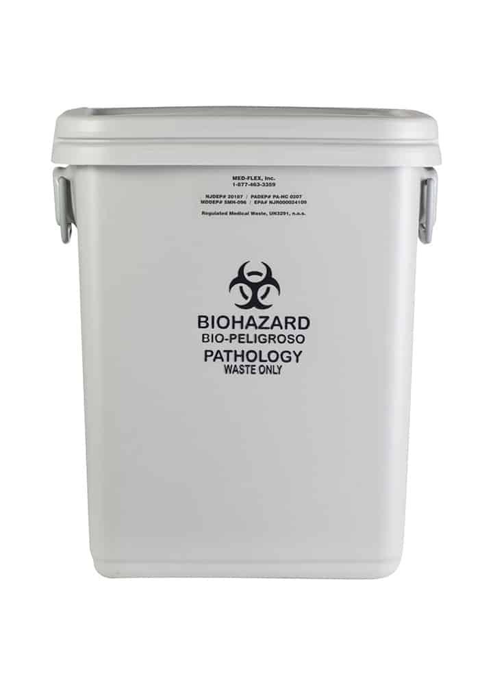 28 Gallon Reusable Pathological Container