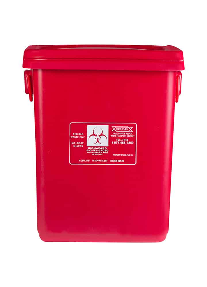 28 Gallon Reusable Waste Container