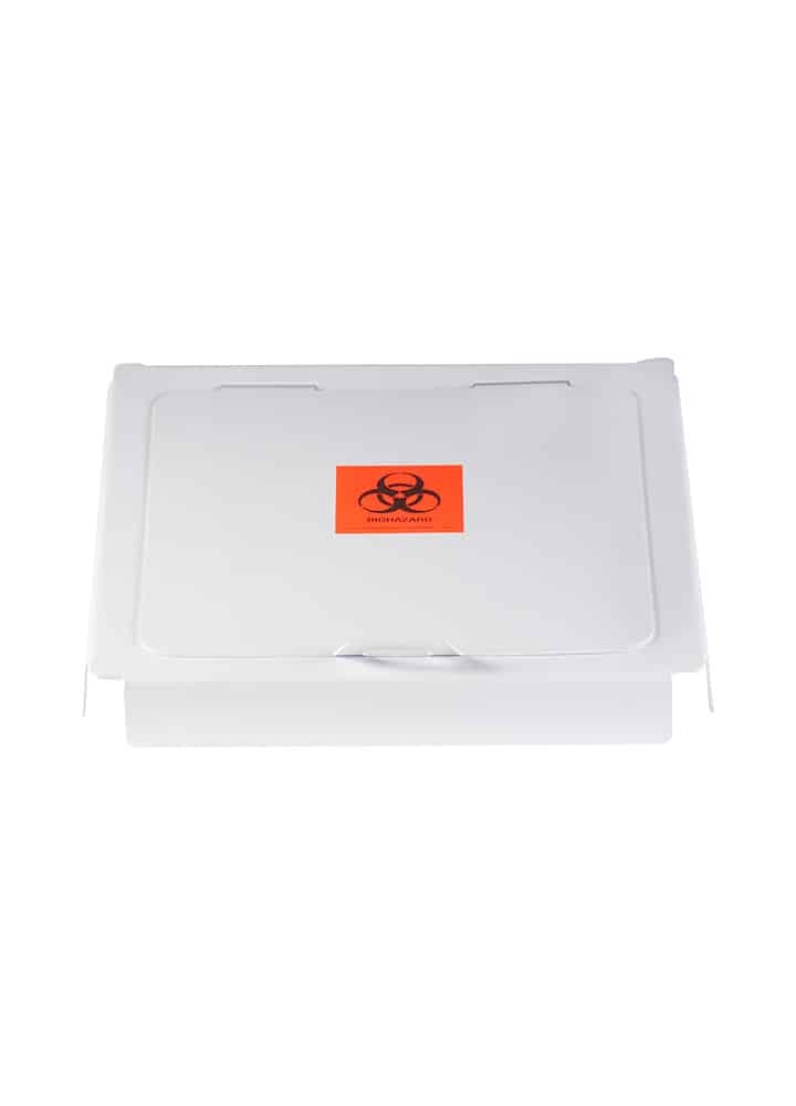 Hamper Lid for Large Medical Waste Box