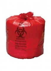 Large Red Bags